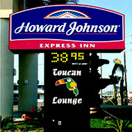 Howard Johnson Inn South Padre Island, Texas