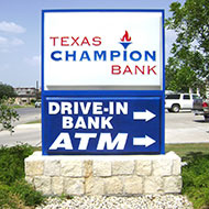 Texas Champion Bank George West, Texas